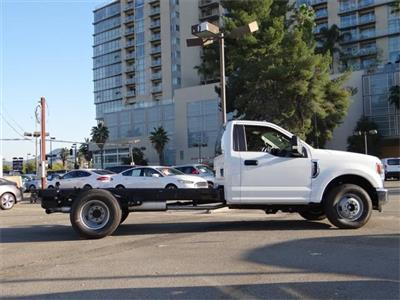 2020 Ford F-350 Regular Cab DRW 4x2, Cab Chassis #G02124 - photo 8