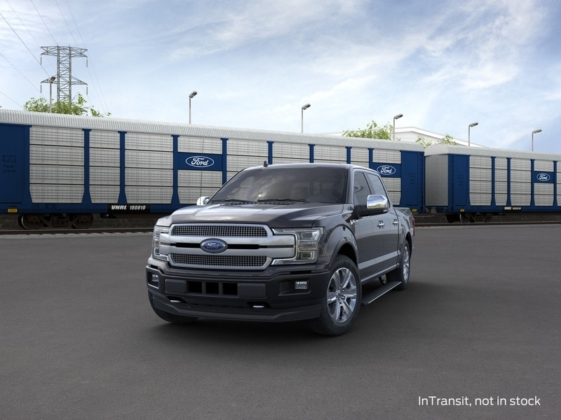 2020 Ford F-150 SuperCrew Cab 4x4, Pickup #G02139 - photo 3
