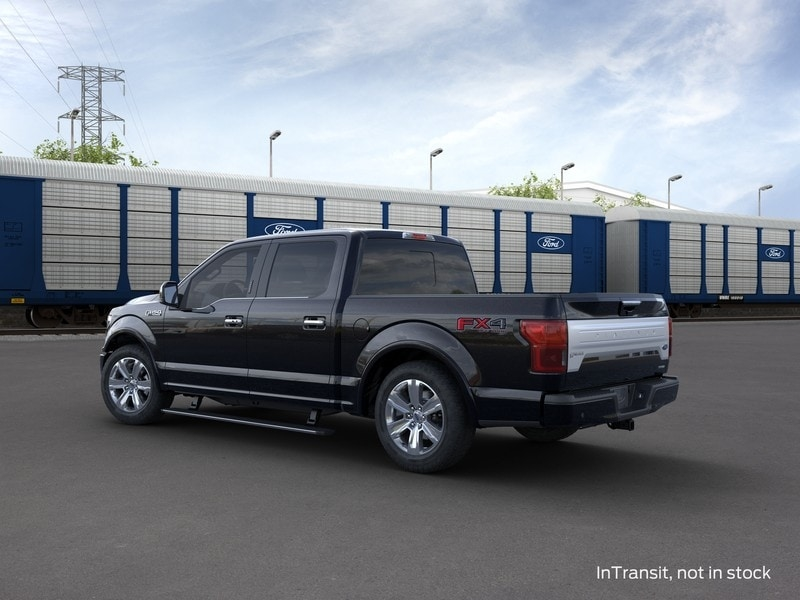 2020 Ford F-150 SuperCrew Cab 4x4, Pickup #G02139 - photo 2