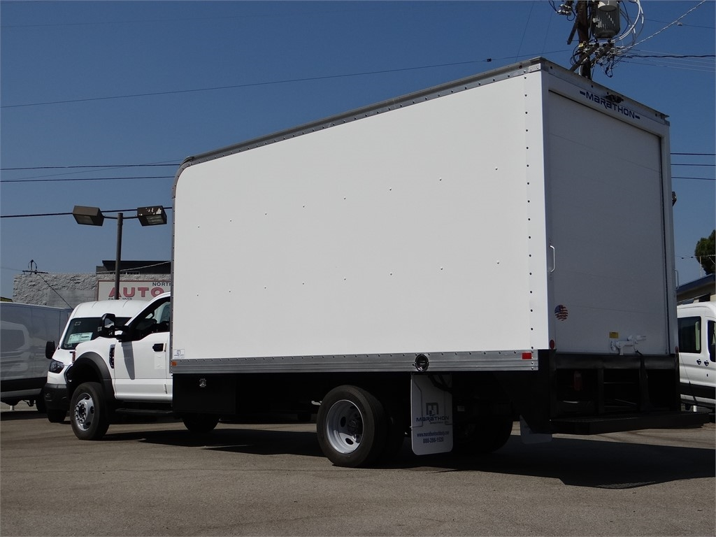 2020 Ford F-550 Regular Cab DRW 4x2, Marathon Dry Freight #G02142 - photo 1