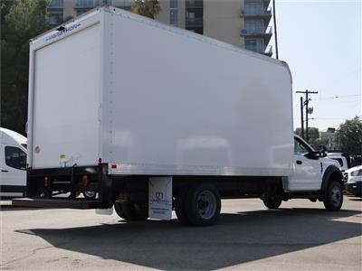2020 Ford F-550 Regular Cab DRW 4x2, Marathon FRP High Cube Dry Freight #G02142 - photo 10