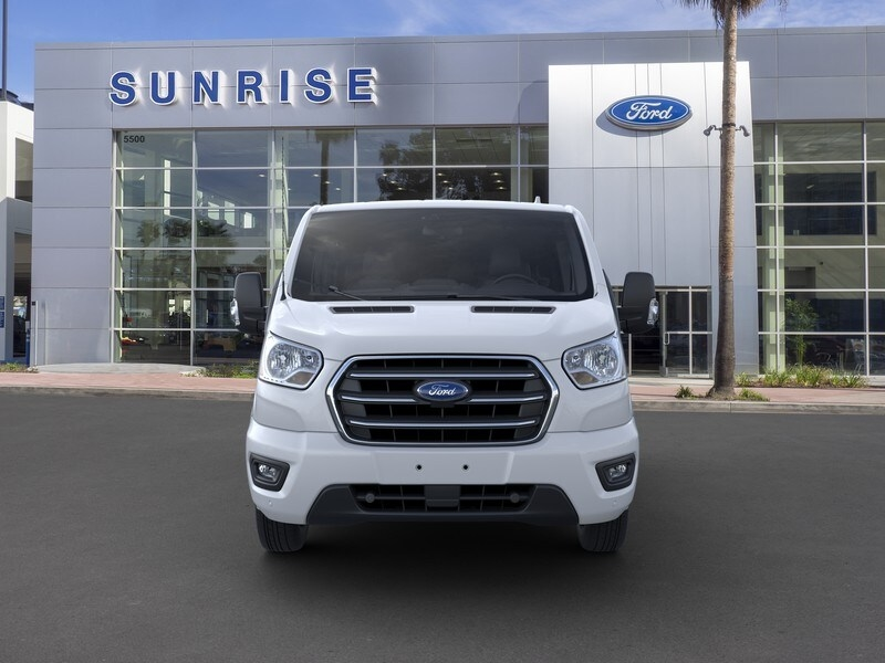 2020 Ford Transit 150 Low Roof RWD, Passenger Wagon #G02199 - photo 6