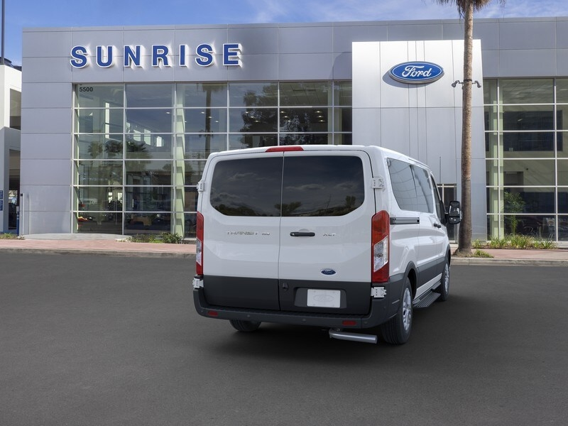 2020 Ford Transit 150 Low Roof 4x2, Passenger Wagon #G02199 - photo 8