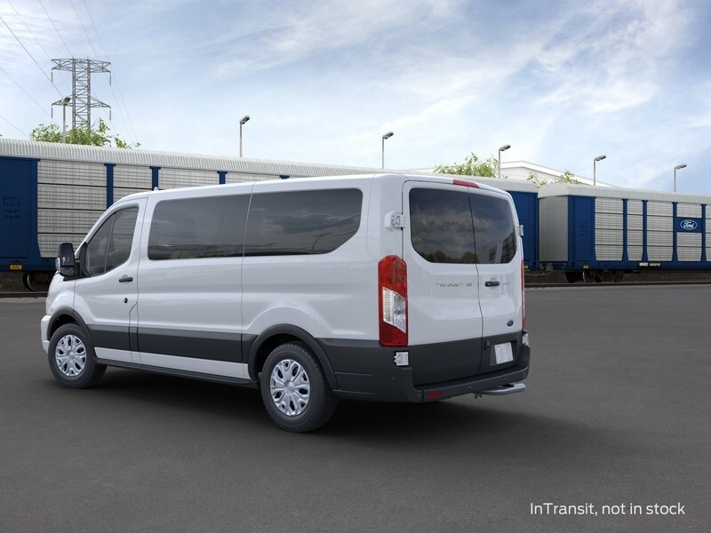 2020 Ford Transit 150 Low Roof 4x2, Passenger Wagon #G02210 - photo 1