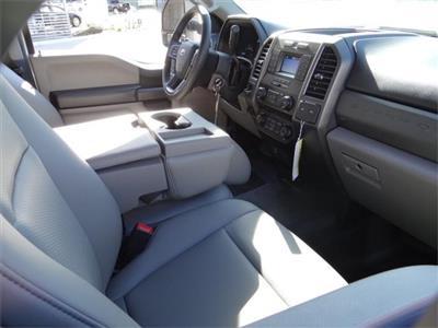 2020 Ford F-350 Regular Cab DRW 4x2, Harbor Black Boss Stake Bed #G02237 - photo 8