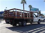 2020 Ford F-350 Regular Cab DRW 4x2, Harbor Black Boss Stake Bed #G02237 - photo 11