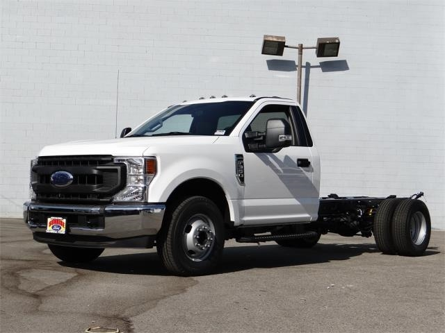 2020 Ford F-350 Regular Cab DRW 4x2, Cab Chassis #G02312 - photo 1