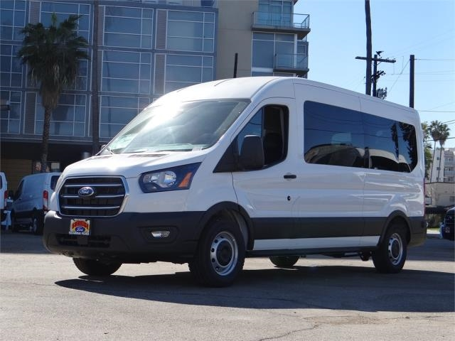 2020 Ford Transit 350 Med Roof 4x2, Passenger Wagon #G02318 - photo 1