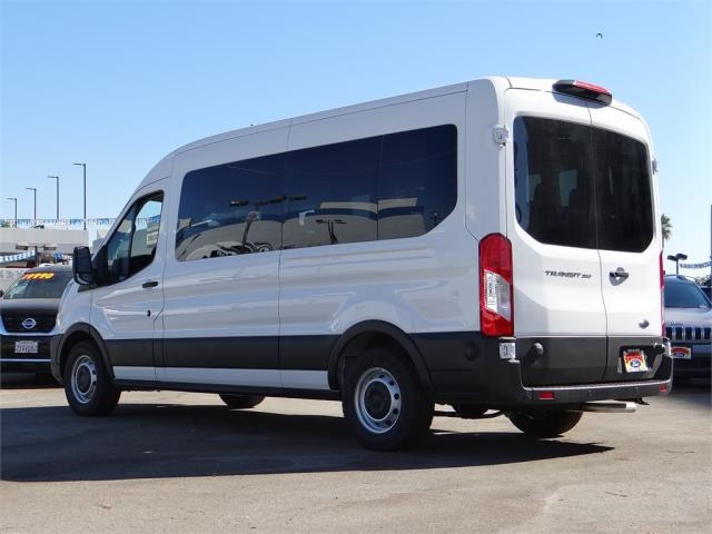 2020 Ford Transit 350 Med Roof 4x2, Passenger Wagon #G02318 - photo 2