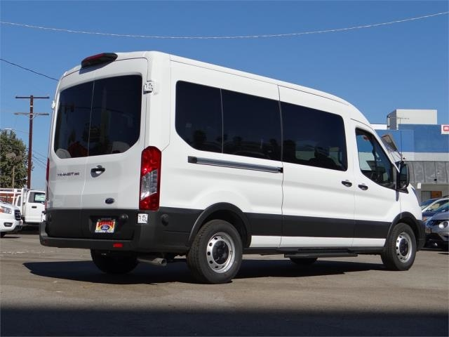 2020 Ford Transit 350 Med Roof 4x2, Passenger Wagon #G02318 - photo 9