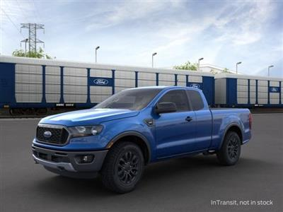 2020 Ford Ranger Super Cab 4x2, Pickup #G02415 - photo 1