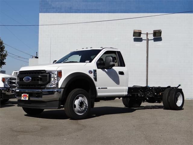 2020 Ford F-550 Regular Cab DRW 4x2, Cab Chassis #G02420 - photo 1