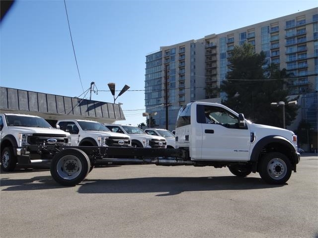 2020 Ford F-550 Regular Cab DRW 4x2, Cab Chassis #G02420 - photo 9