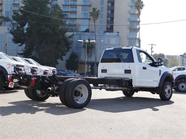 2020 Ford F-550 Regular Cab DRW 4x2, Cab Chassis #G02420 - photo 2