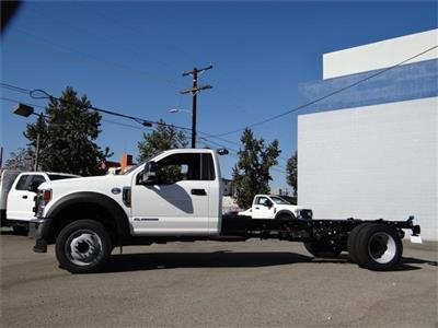 2020 Ford F-550 Regular Cab DRW 4x2, Cab Chassis #G02420 - photo 3