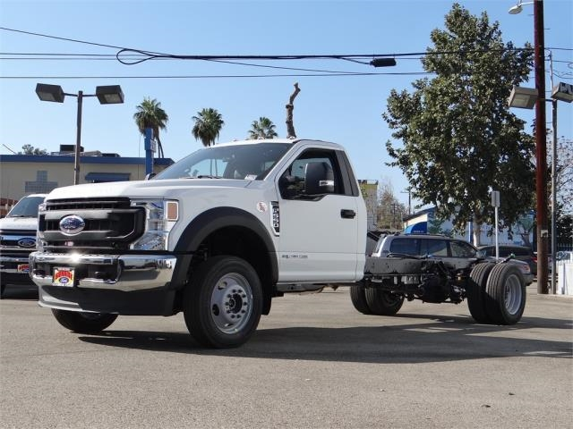 2020 Ford F-550 Regular Cab DRW 4x4, Cab Chassis #G02449 - photo 1