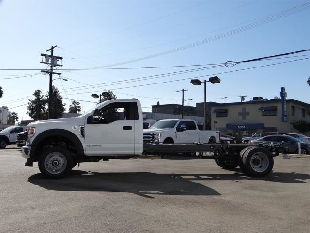 2020 Ford F-550 Regular Cab DRW 4x4, Cab Chassis #G02449 - photo 3