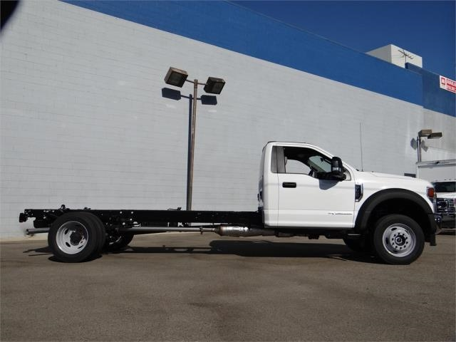 2020 Ford F-550 Regular Cab DRW 4x4, Cab Chassis #G02449 - photo 9