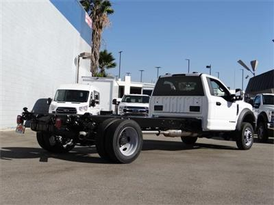 2020 Ford F-550 Regular Cab DRW 4x4, Cab Chassis #G02449 - photo 2
