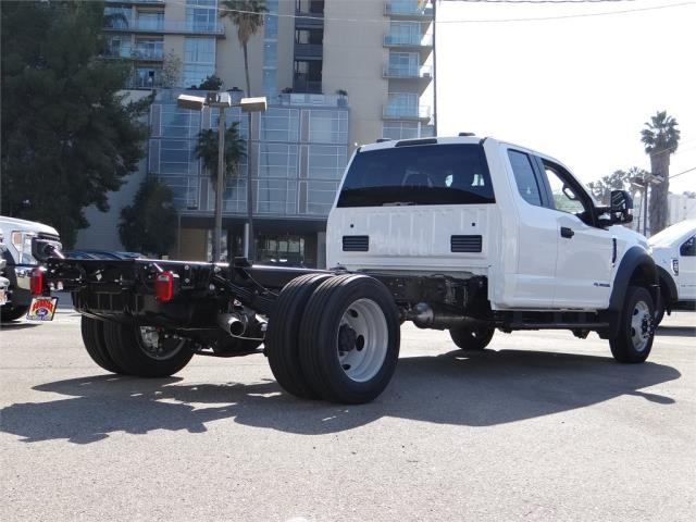 2020 Ford F-550 Super Cab DRW 4x2, Cab Chassis #G02450 - photo 2