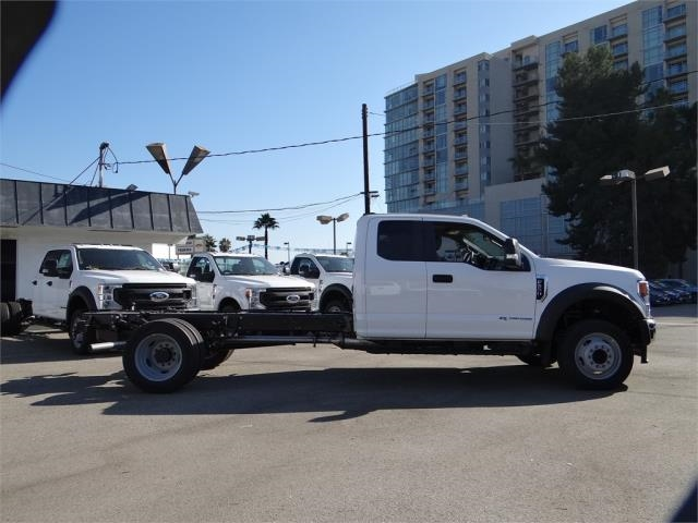 2020 Ford F-550 Super Cab DRW 4x2, Cab Chassis #G02450 - photo 10