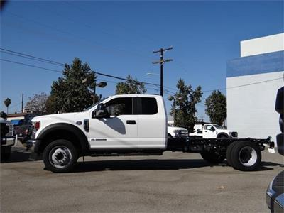 2020 Ford F-550 Super Cab DRW 4x2, Cab Chassis #G02450 - photo 3