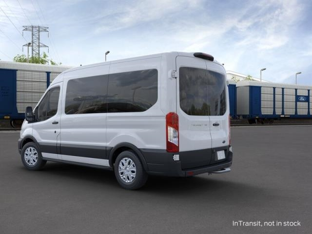 2020 Ford Transit 150 Med Roof 4x2, Passenger Wagon #G02458 - photo 1