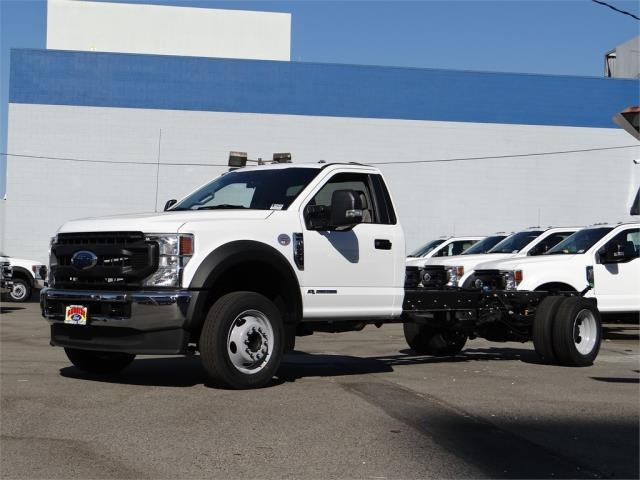 2020 Ford F-550 Regular Cab DRW 4x2, Cab Chassis #G02459 - photo 1
