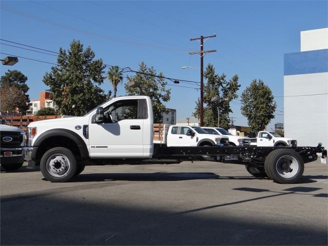 2020 Ford F-550 Regular Cab DRW 4x2, Cab Chassis #G02459 - photo 3