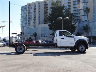 2020 Ford F-550 Regular Cab DRW 4x2, Cab Chassis #G02459 - photo 8