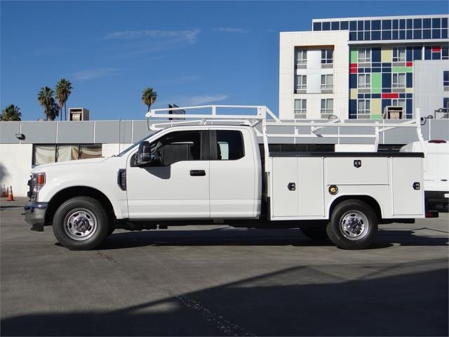 2020 Ford F-250 Super Cab 4x2, Harbor Service Body #G02471 - photo 1