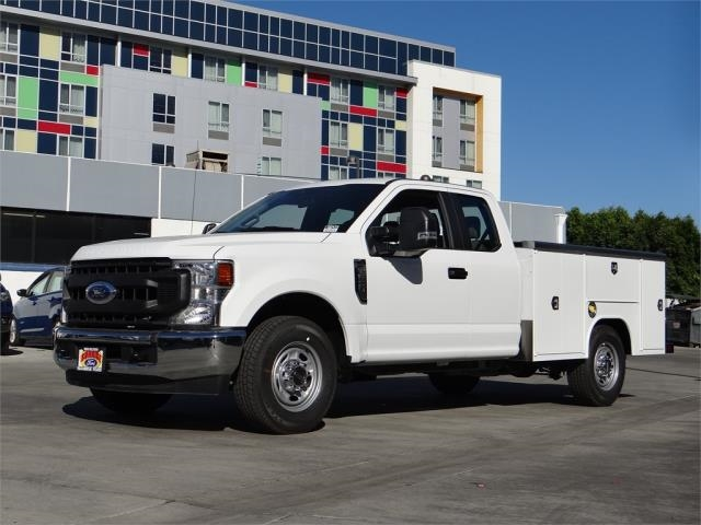 2020 Ford F-250 Super Cab 4x2, Harbor Service Body #G02472 - photo 1