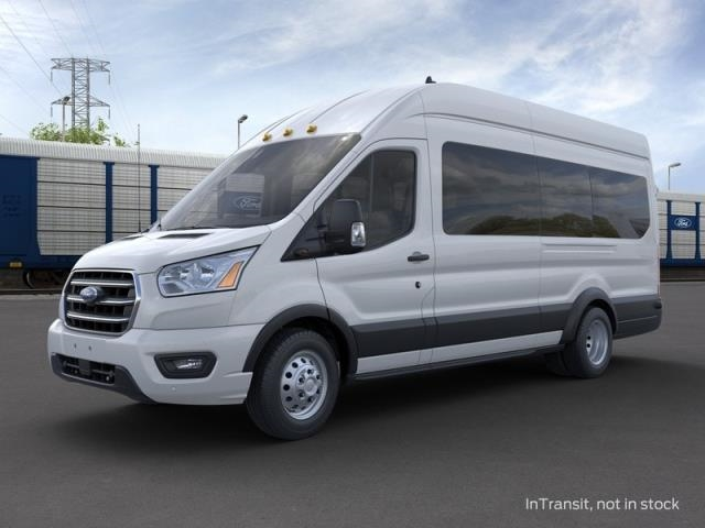 2020 Ford Transit 350 HD High Roof DRW 4x2, Passenger Wagon #G02513 - photo 1