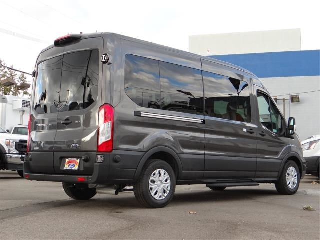2020 Ford Transit 350 Med Roof 4x2, Passenger Wagon #G02579 - photo 2