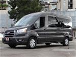 2020 Ford Transit 350 Med Roof 4x2, Passenger Wagon #G02579 - photo 1