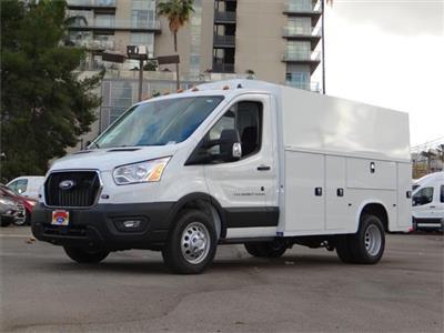 2020 Ford Transit 350 HD DRW 4x2, Knapheide KUV Service Utility Van #G02586 - photo 1