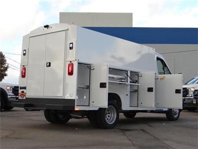 2020 Ford Transit 350 HD DRW 4x2, Knapheide KUV Service Utility Van #G02586 - photo 2