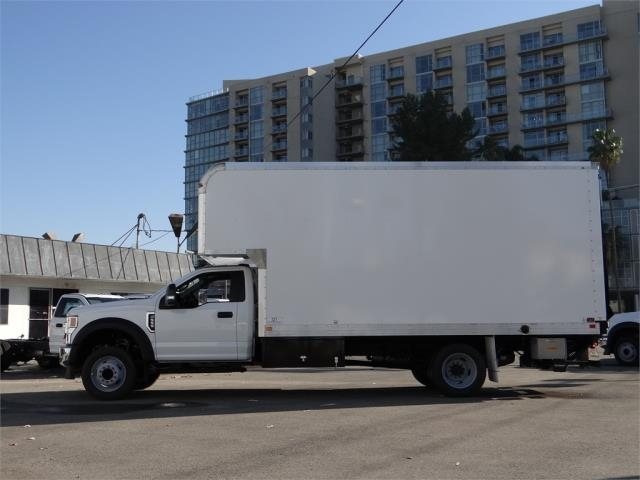 2020 Ford F-550 Regular Cab DRW 4x2, Marathon FRP High Cube Dry Freight #G02690 - photo 3