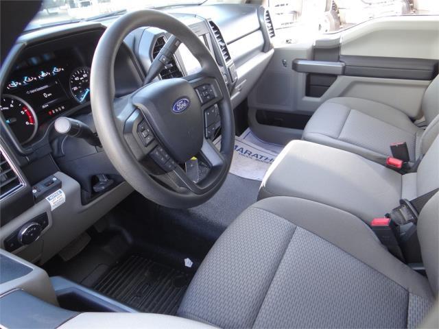 2020 Ford F-550 Regular Cab DRW 4x2, Marathon FRP High Cube Dry Freight #G02690 - photo 4