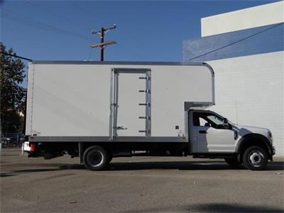 2020 Ford F-550 Regular Cab DRW 4x2, Marathon FRP High Cube Dry Freight #G02690 - photo 9