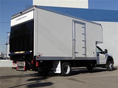 2020 Ford F-550 Regular Cab DRW 4x2, Marathon FRP High Cube Dry Freight #G02690 - photo 2