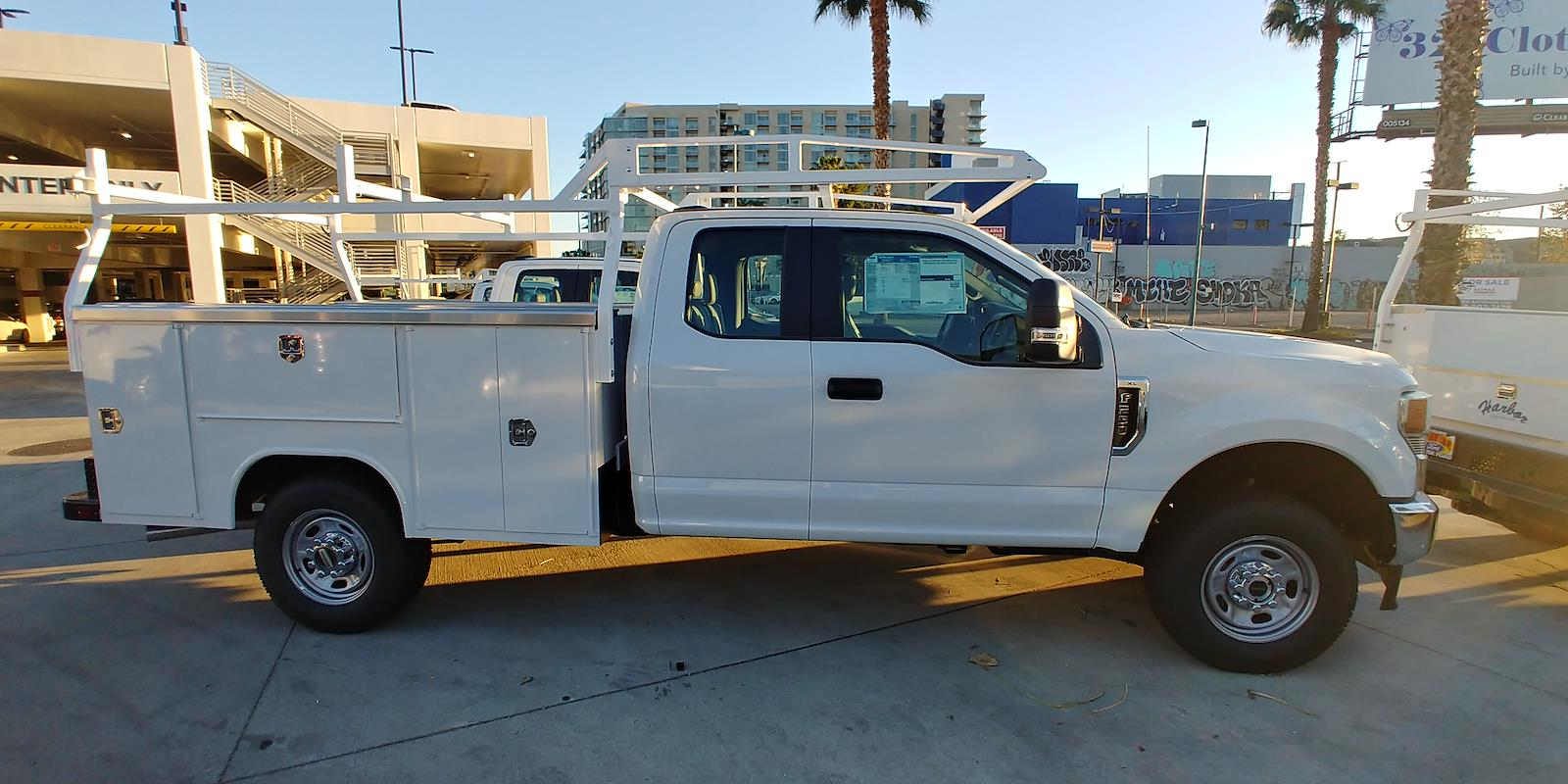 2020 Ford F-250 Super Cab 4x4, 8' Trade master utility body #G02718 - photo 3