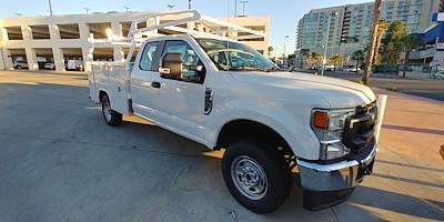 2020 Ford F-250 Super Cab 4x4, 8' Trade master utility body #G02718 - photo 1