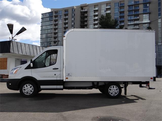 2020 Ford Transit 350 4x2, Marathon Aluminum High Cube Cutaway Van #G02749 - photo 3