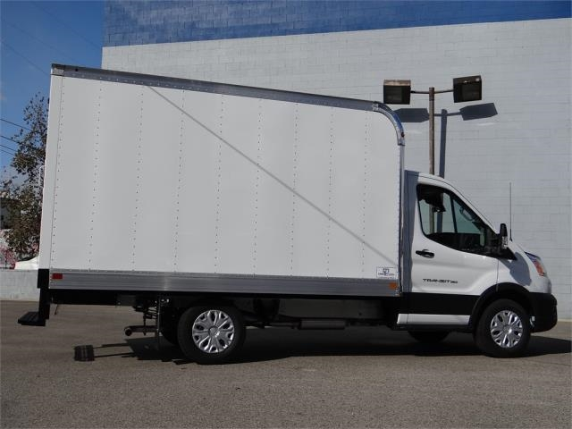 2020 Ford Transit 350 4x2, Marathon Aluminum High Cube Cutaway Van #G02749 - photo 8