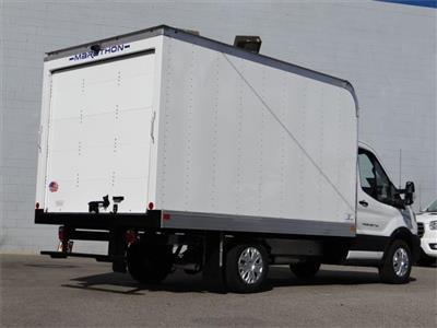 2020 Ford Transit 350 4x2, Marathon Aluminum High Cube Cutaway Van #G02749 - photo 2