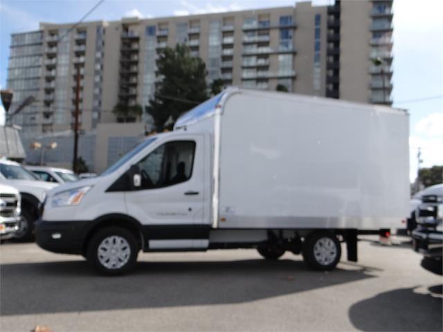 2020 Ford Transit 350 4x2, Marathon Aluminum High Cube Cutaway Van #G02750 - photo 3