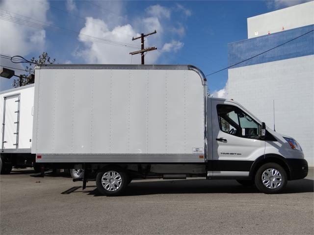 2020 Ford Transit 350 4x2, Marathon Aluminum High Cube Cutaway Van #G02750 - photo 8