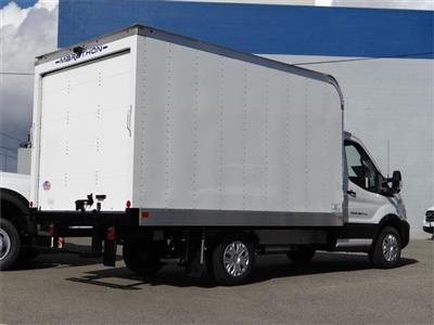 2020 Ford Transit 350 4x2, Marathon Aluminum High Cube Cutaway Van #G02750 - photo 2