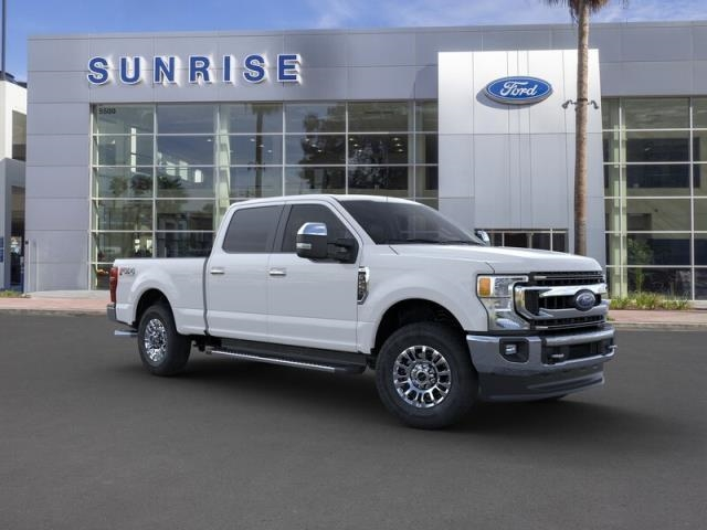 2021 Ford F-250 Crew Cab 4x4, Pickup #G10146 - photo 7